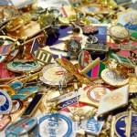 Изготовление значков, медалей, орденов, магнитов, закатных значков